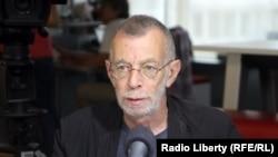 Российский поэт и публицист Лев Рубинштейн