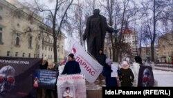 Протестующие в Кирове