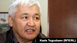 Марат Уаткан, этнический казах, переехавший из Монголии.