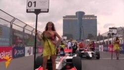 Bakı rallisində Formula 1 və GT-3 maşınları yarışır