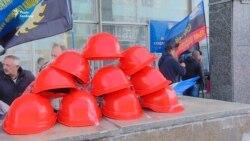 У Києві відбулася хода за трудові права та гідну працю (відео)