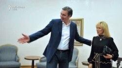 Kryeministri Vuçiq pret sopranon Inva Mula