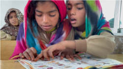 For Pakistani Children In One Poor Neighborhood, A New School Makes All The Difference