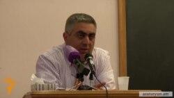Արծրուն Հովհաննիսյան․ Բագրատյանի տեղեկությունները հնացած են