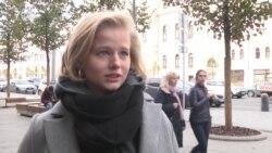 Александра Бортич придет на митинг 29 сентября