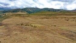 Азия: засуха в Кыргызстане