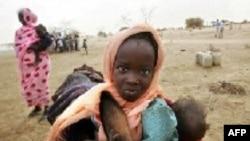 Беженцы из Дарфура в Чаде