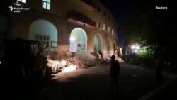 Dëmet nga tërmeti në Shqipëri