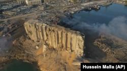 За останніми даними, число жертв вибуху в порту Бейрута, що стався 4 серпня, сягнуло 154 людей, поранень і травм зазнали понад 6тисяч людей