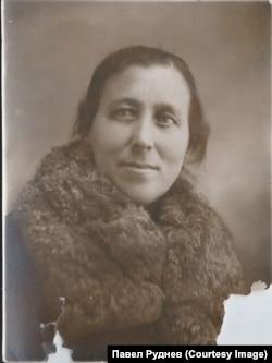 Евдокия Антоновна Руднева