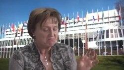 În direct de la Strasbourg cu Verena Taylor