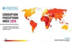 Percepția corupției plasează Moldova printre codașele Parteneriatului Estic