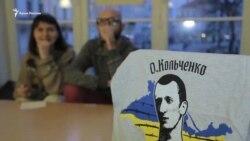 Книга Лины Костенко и торт – во Львове поздравили Александра Кольченко с Днем рождения (видео)