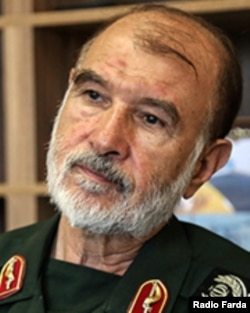 IRGC commander Mohammad Jafar Assadi
