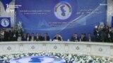 Summit-ul Mării Caspice din Kazahstan