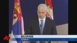 Serbian President Tadic Announces Arrest Of Mladic