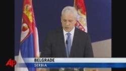 Serbian President Tadic Announces Arrest Of Mladic