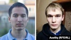 Айдар Гобәйдуллин (с) һәм Азат Мифтахов