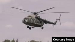 Ресейлік Ми-8 тікұшағы. (Көрнекі сурет)