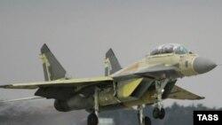 «MİQ-29» təyyarəsi yanvarın 29-da qəzaya uğramışdı