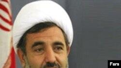 Mojtaba Zolnour (file photo)