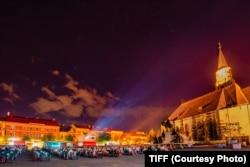 Festivalul internațional de film Transilvania este primul festival internațional de film de lungmetraj din România, care se desfășoară anual la Cluj-Napoca.
