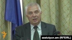 Հայաստանում Եվրամիության պատվիրակության ղեկավար, դեսպան Պյոտր Սվիտալսկի, արխիվ