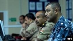 ضباط عراقيون