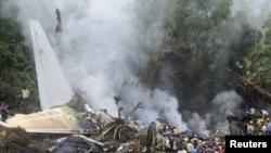 بیش از ۱۵۰ مسافر هواپیمای سانحهدیده ایر ایندیانا کشته شدهاند