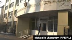 Суд в Алматы. Иллюстративное фото.