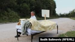 Đemalov protest