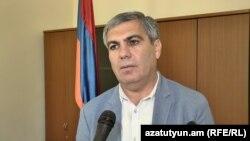 Արամ Սարգսյան, Երևան, 26-ը մայիսի, 2017 թ․
