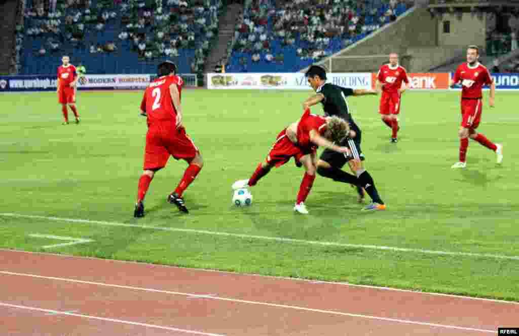 Qarabağ - Portadaun #1