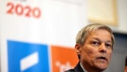 O discuție cu Dacian Cioloș în studioul Europei Libere în preajma alegerilor europarlamentare