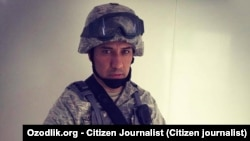 Uzbekistan - uzbek actor in the US