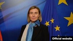 Yevropa Ittifoqining tashqi siyosat bo'yicha vakili Federika Mogerini