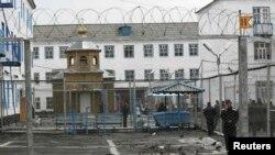 Тюрьма в Сибири под Красноярском. Россия, 1 сентября 2011 года.