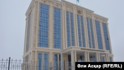 Ақтөбе облысының прокуратурасы (Көрнекі сурет).