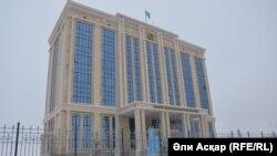 Здание областной прокуратуры в городе Актобе.