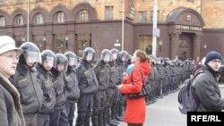 Белорусские силовики давно нашли для политических оппонентов режима свой особый язык