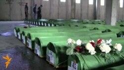 11. juli 2013. u Srebrenici: Suočavanje sa bolnom istinom