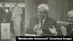 2005 год в публикациях основных молдавских СМИ