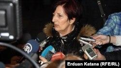 Ranka Mišić izbačena iz Narodne skupštine RS, foto: Erduan Katana