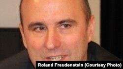 Немецкий политический аналитик Роланд Фройденштейн - об отношениях Германии и России