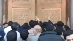 Iranians Storm Holy Shrines After Coronavirus Forces Closures