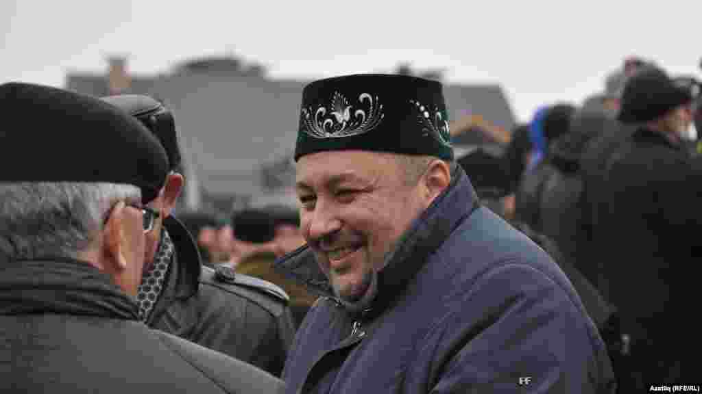 Журналист Искәндәр Сираҗи