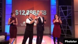 ԱՄՆ- «Հայաստան» հիմնադրամի 2011 թվականի հեռուստամարաթոնը, 24-ը նոյեմբերի, 2011