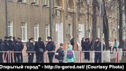 Кемерово. 21 апреля 2018 года.