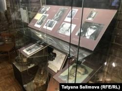 Экспозиция в томском музее НКВД