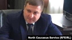 Бывший глава Минстроя Северной Осетии Таймураз Касаев
